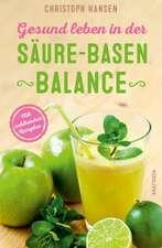 Gesund leben in der Säure-Basen-Balance