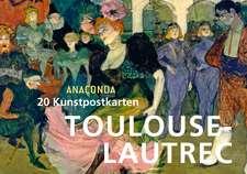 Postkartenbuch Henri de Toulouse-Lautrec