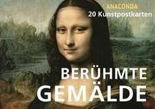 Postkartenbuch Berühmte Gemälde