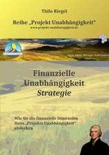 Finanzielle Unabhangigkeit:  Strategie