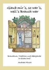 Glaub Mir's, So War's, Weil's Brauch War:  Hamburg - Schanghai - Hamburg