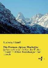 Die Formen alpiner Hochtäler