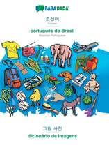 BABADADA, Korean (in Hangul script) - português do Brasil, visual dictionary (in Hangul script) - dicionário de imagens