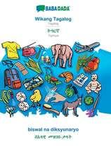 BABADADA, Wikang Tagalog - Tigrinya (in ge'ez script), biswal na diksyunaryo - visual dictionary (in ge'ez script)