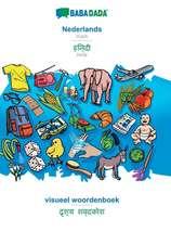 BABADADA, Nederlands - Hindi (in devanagari script), visueel woordenboek - visual dictionary (in devanagari script)