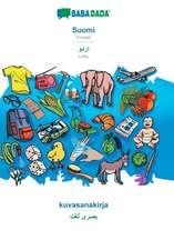 BABADADA, Suomi - Urdu (in arabic script), kuvasanakirja - visual dictionary (in arabic script)