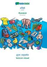 BABADADA, Hindi (in devanagari script) - Româna, visual dictionary (in devanagari script) - lexicon vizual