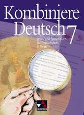 Kombiniere Deutsch 7. Bayern. Schülerband