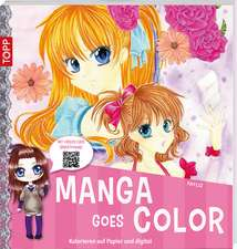 Manga goes Color