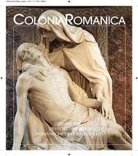 Colonia Romanica XXV 2010