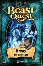Beast Quest 28. Kryos, der Eiskrieger