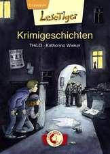 Lesetiger - Krimigeschichten
