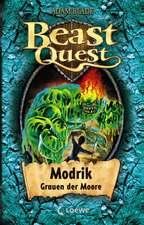 Beast Quest 34. Modrik, Grauen der Moore