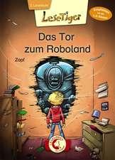Lesetiger - Das Tor zum Roboland