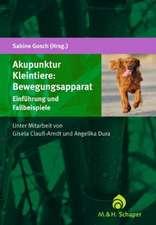 Akupunktur Hund: Bewegungsapparat