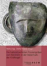 Die Hallstattzeitlichen Furstengraber Von Kleinklein in Der Steiermark:  Der Krollkogel