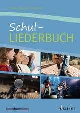 Schul-Liederbuch-Paket: Buch & CDs