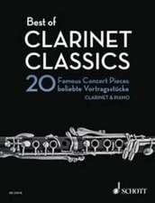 Best of Clarinet Classics
