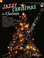 Jazzy Christmas:  20 Christmas Carols for 1 or 2 Pianos