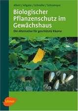 Biologischer Pflanzenschutz im Gewächshaus