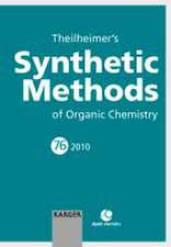 Theilheimer's Synthetic Methods of Organic Chemistry 76