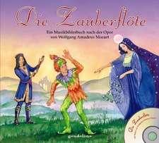 Die Zauberflöte + CD