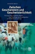 Zwischen Geschwistern Und Geschwisterlichkeit:  Vom Umschlagen Des Genealogischen in Die Horizontale Um 1900