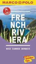 French Riviera Marco Polo Pocket Guide