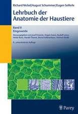 Eingeweide. Lehrbuch der Anatomie der Haustiere 2