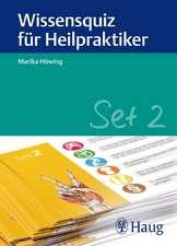 Wissensquiz für Heilpraktiker Set 2