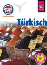 Reise Know-How Kauderwelsch Türkisch - Wort für Wort