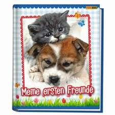 Tierbabys  Kindergartenfreundebuch