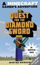 Die Suche nach dem Diamanten-Schwert - Roman für Minecrafter