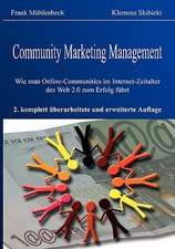 Community Marketing Management