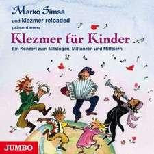 Marko Simsa und KlezmerReloaded präsentieren: Klezmer für Kinder