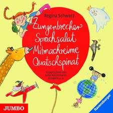 Zungenbrecher Sprachsalat Mitmachreime Quatschspinat