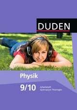 Duden Physik - Gymnasium Thüringen - 9./10. Schuljahr