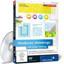 Modernes Webdesign mit Jonas Hellwig