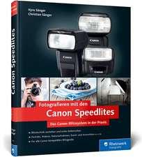 Fotografieren mit den Canon Speedlites