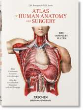 Atlas of Human Anatomy and Surgery:  One Hundred Famous Views of EDO