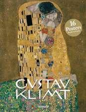 Klimt Poster Set:  The Children