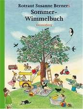 Hoinar prin anotimpuri Vara Maxi 26 x 35: Sommer-Wimmelbuch