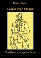 Freud war Moses