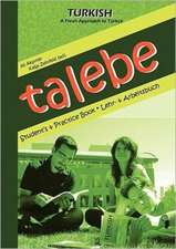 TALEBE - Student's & Practice Book / Lehr- & Arbeitsbuch (English Version)