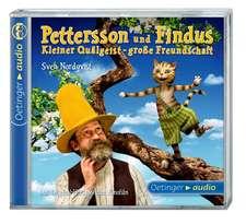 Pettersson und Findus - Kleiner Quälgeist, große Freundschaft (CD)
