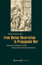 From Mutual Observation to Propaganda War