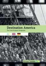 Destination America (DVD) – The Great European Emigration