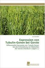 Expression Von Tubulin-Genen Bei Gerste:  Ein Zytokin Der Il-10-Interferon-Familie