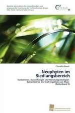 Neophyten Im Siedlungsbereich:  An Alternative Succession Route for Family Firms