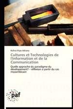Cultures et Technologies de l'Information et de la Communication
